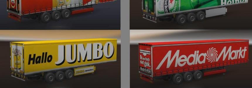 Dutch NL 100+ Trailerpack V3