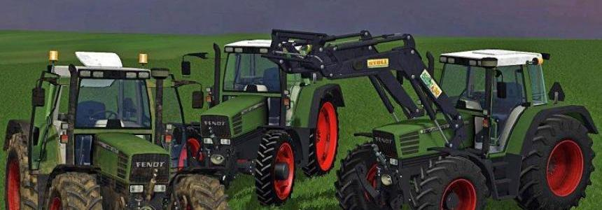 Fendt Favorit 512/515C Washable Fix v1.0