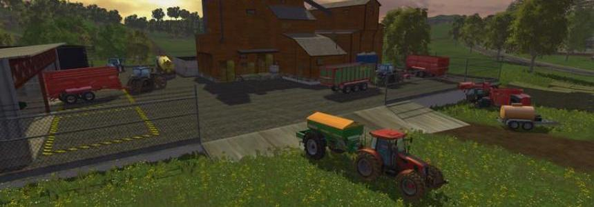 Fertilizer factory v1.0