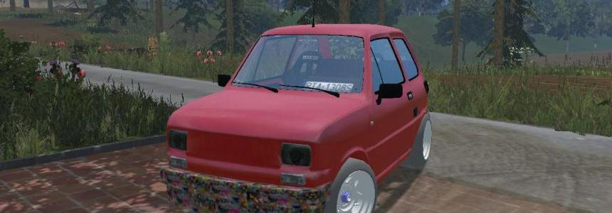 Fiat 126p by Szymczak