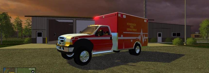 Fire Dept Medic/Ambulance v1