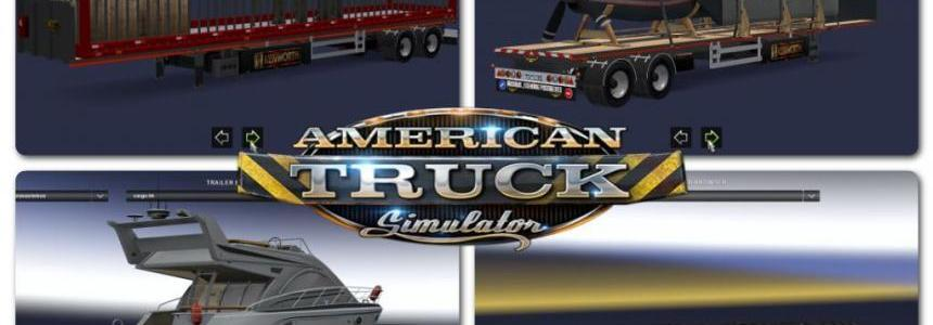 Flatbed Pack for ats v1