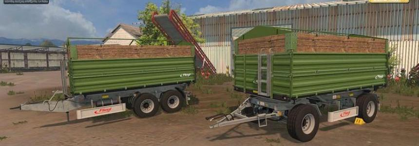 Fliegl trailer v1.2
