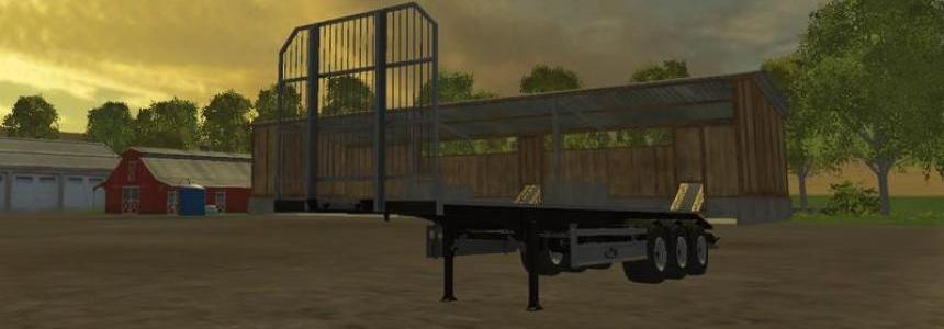 Fliegl Universal Semitrailer autoload v1.0