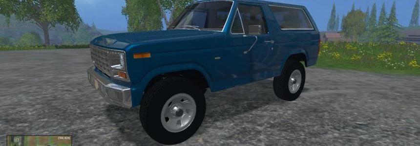 Ford Bronco 81 v1.0