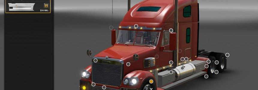 Freightliner Coronado for ATS 1.2 v2.1