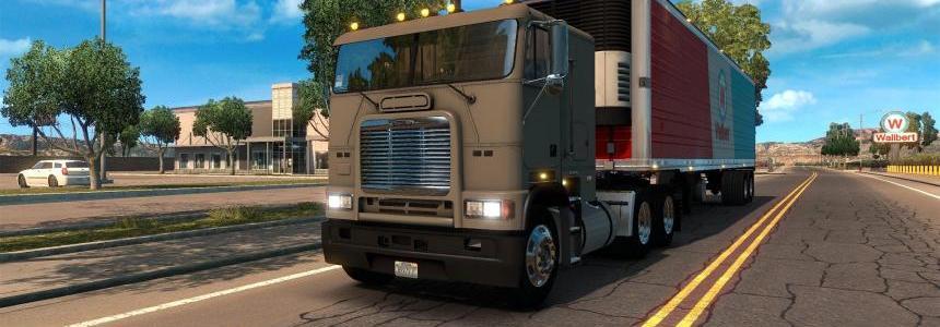 Freightliner FLB Update