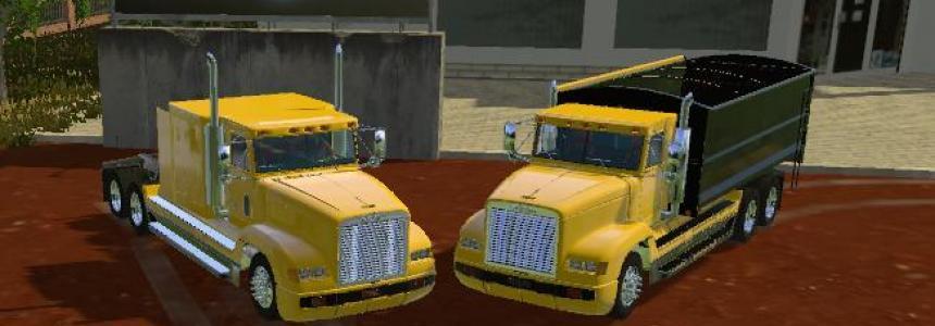 Freightliner FLD Pack v2