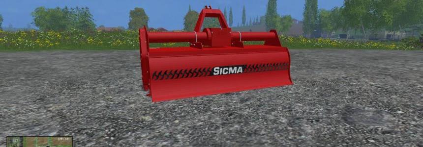 Fresa Sicma ST - cultivatore v1
