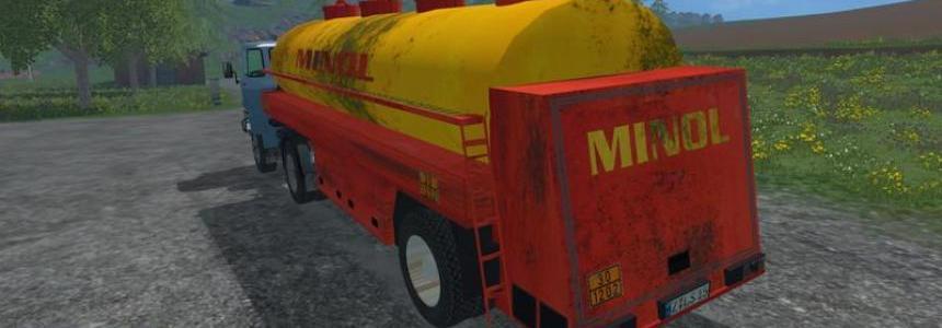 GDR Minol Semitrailer v1.0