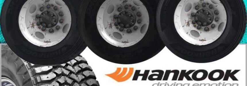 Hankook Truck Tires v1.2