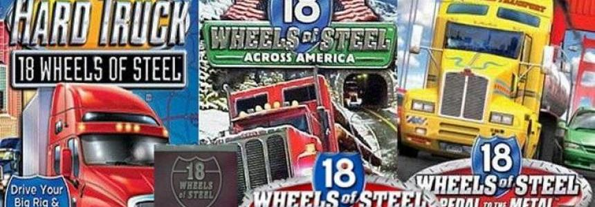 Hard Truck 18 Wheels Of Steel Music