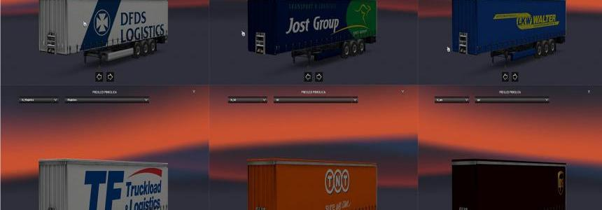 International Trailer Pack By Gile004 V2