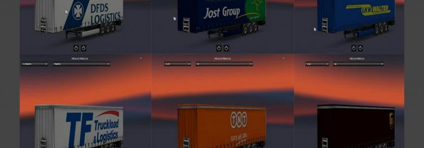 International Trailers Pack for 1.23