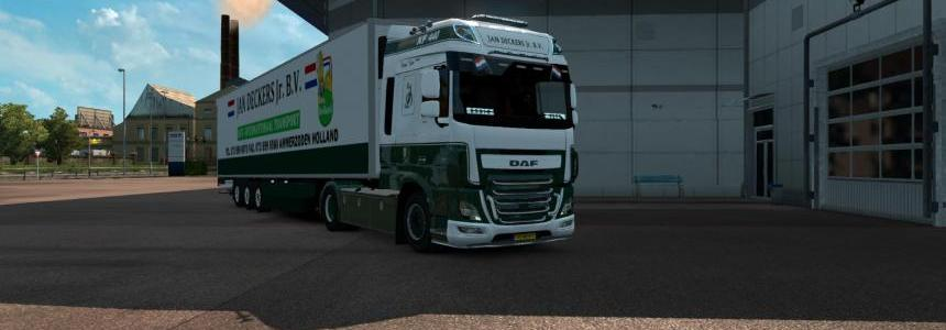 Jan Deckers - DAF Euro6 Ohaha 1.23