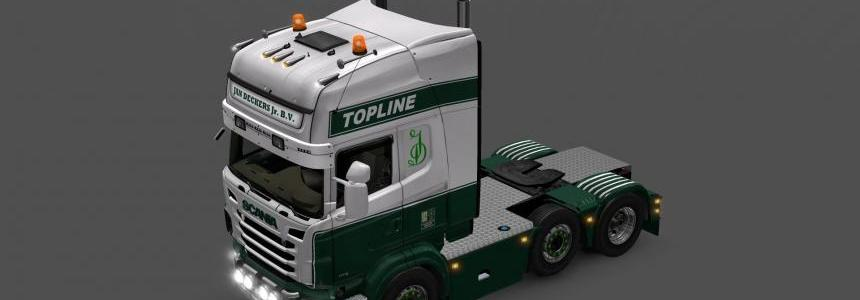 JAN DECKERS - Scania R&S PACK 1.23
