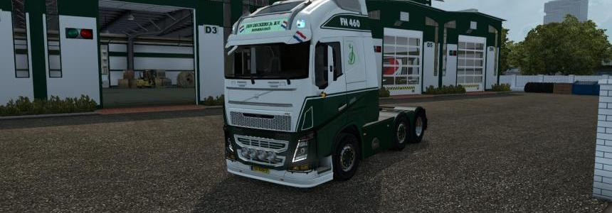 Jan Deckers - Volvo FH 2013 Ohaha 1.23