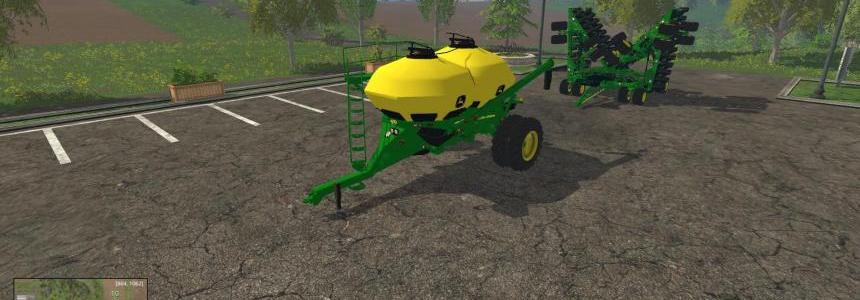 JD 1890 Wingflex Seeder Pack v2.0
