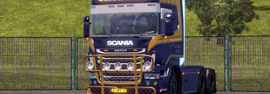 JWT Scania R620
