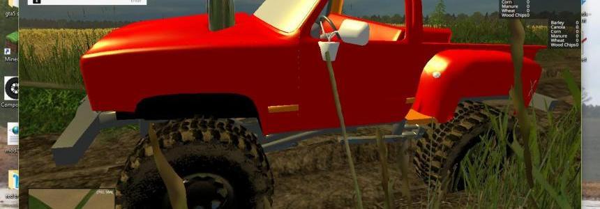 K5 blazer truck v1.0
