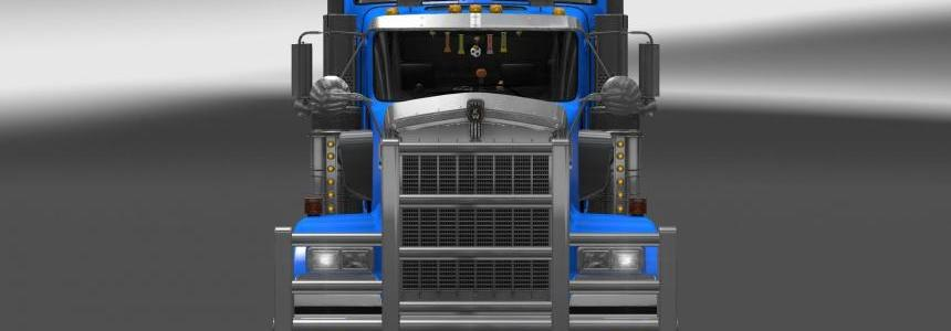 Kenworth W900 [1.23] Update