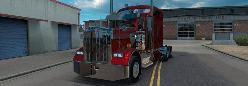 Kenworth W900 Update