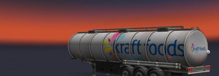 Kraft Foods Trailer