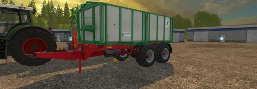 Kroger Agroliner 302 Alu v1.0