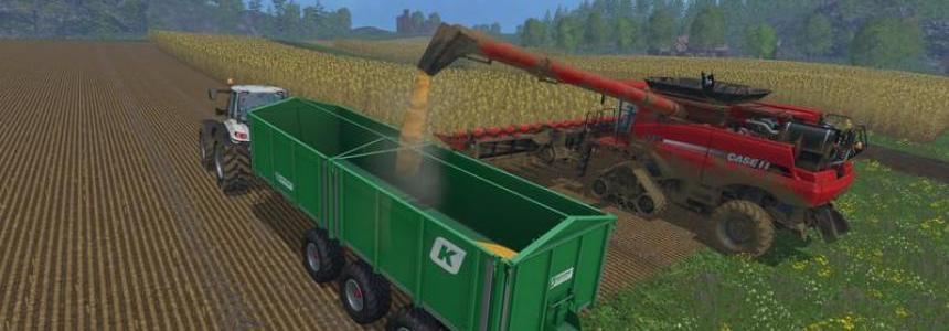 Kroger TKD 402 Agroliner v1.0