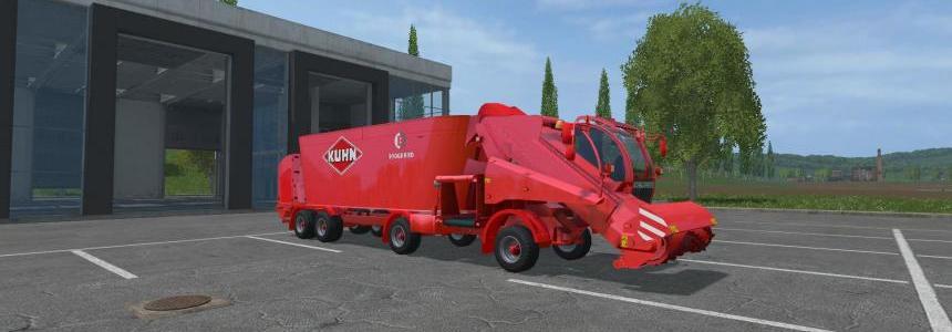Kuhn Spvxxl Red  V1