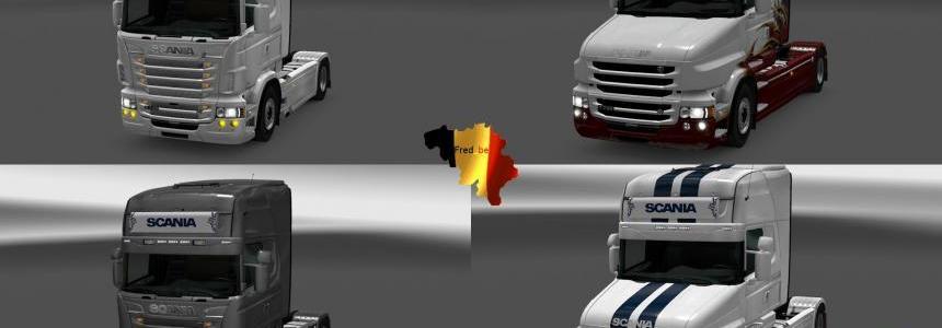 Lightbox for Scania RJL 122.x & 1.23.x