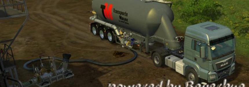 Liquid Manure docking v1.0