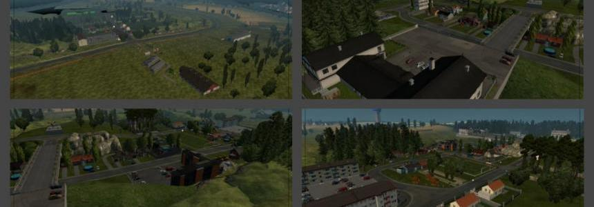 Lot of house at Dijon V0.0.1
