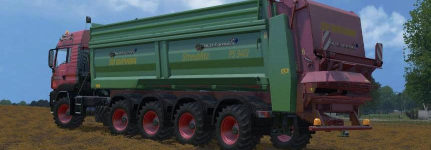 MAN TSG 10x8 manure. v1.0 Beta