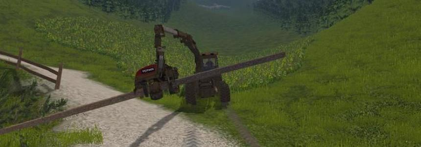 Manual Cutting for Wood Harvester v1.0