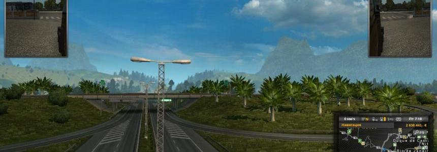 Map EAA V3.2.1 for promods v2.02