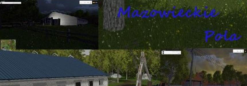 Mazowieckie Pola v1.0