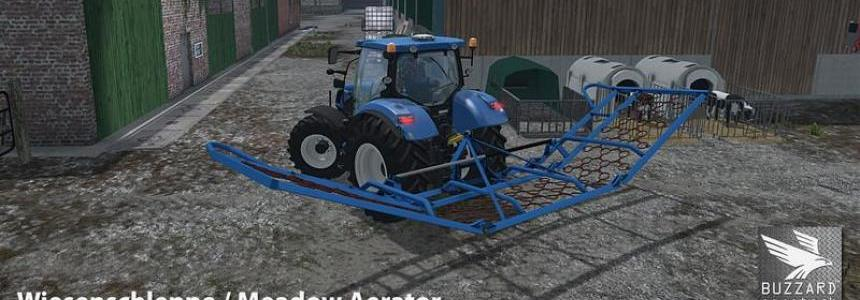 Meadow Aerator 2.8m / 8.4m v1.0