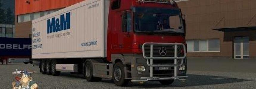 Mercedes-Benz Actros MP2 Fix