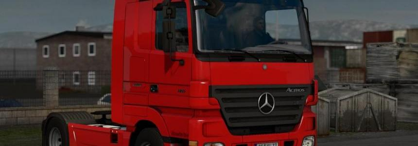 Mercedes-Benz Actros MP2 V1.0