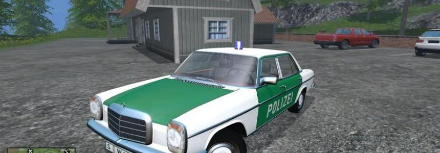 Mercedes Benz W115 200d Police v0.1 Beta