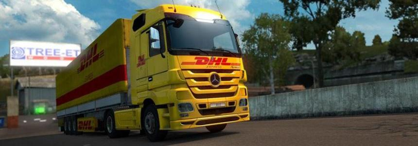Mercedes MP3 DHL v1
