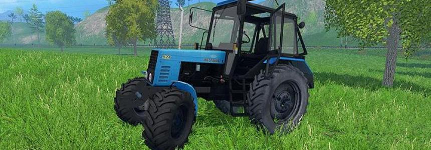MTZ 82.1 Turbo v1.0