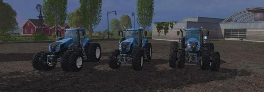 New Holland T8435 DW v5.0.0