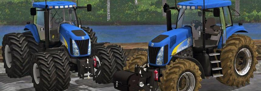 New Holland TG285 v2