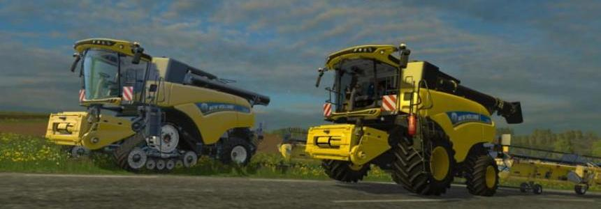 New Holland Wheel CR10.90 v1.4