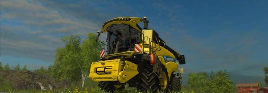 New Holland Wheel CR10.90 v1