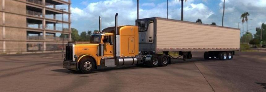Peterbilt 379EXHD 3406E Engine Sound (Repair)