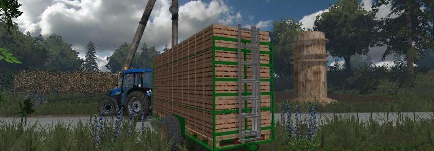 Platforma sadownicza v4