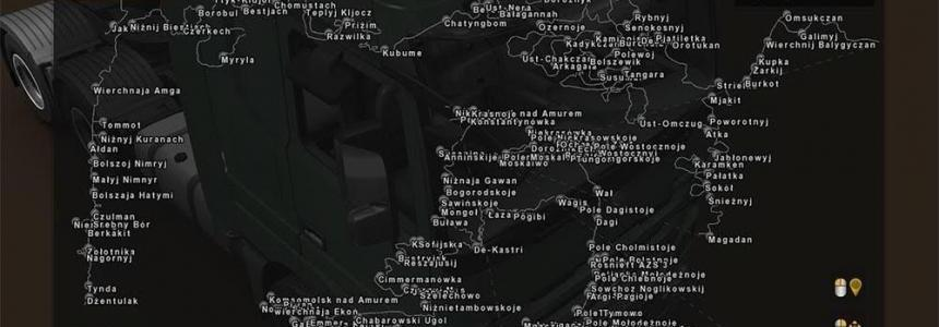 Polish City Names v2.0 (Vanilla + Promods + TSM + RusMap)